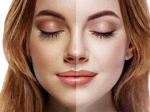 ¡El secreto ha sido revelado! Maquillaje efecto bronceado