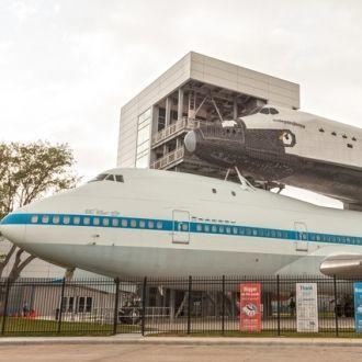 Obtén descuentos en el Centro Espacial con el CityPASS Houston