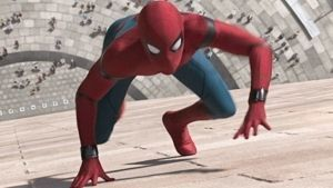 Spider-Man asiste a increíble fiesta de Tony Stark
