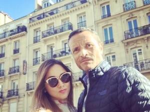 ¡Anuncia compromiso! Sherlyn publica romántica foto con Francisco Zea y los atacan