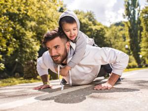4 súper tips para que papá sea todo un papacito