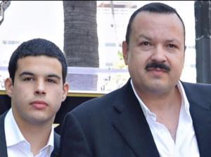 Hijo de Pepe Aguilar se declara culpable de tráfico de personas