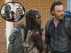 ¡Estrella de 'The Walking Dead' aparecerá en 'Avengers: Infinity War'!