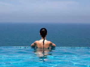 ¡A nadar! Los mejores hoteles en México con infinity pool