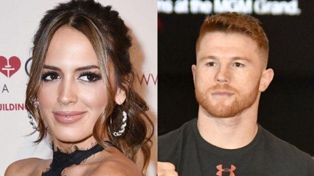 ¿Hay romance entre Shannon de Lima y 'Canelo' Álvarez?