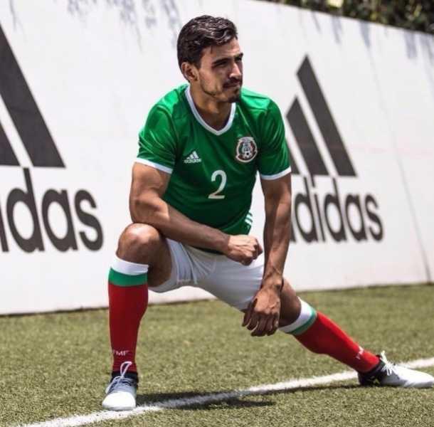 Oswaldo Alanís de México es un conquistador
