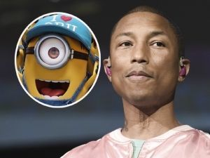 Pharrell Williams revela tema oficial de 'Mi Villano Favorito 3'