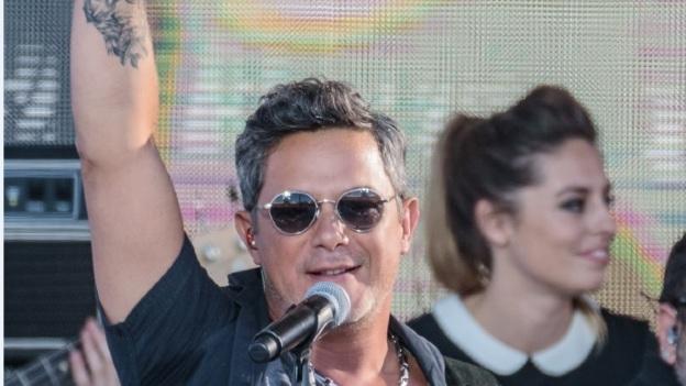 Alejandro Sanz es nombrado 'Persona del Año' por los Latin Grammy