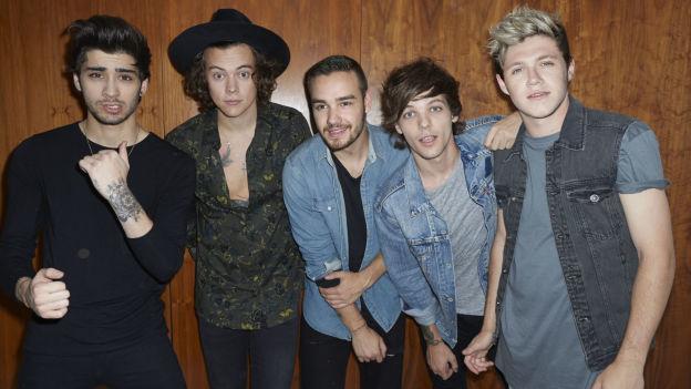 TEST: Identifica el video de One Direction con una sola imagen
