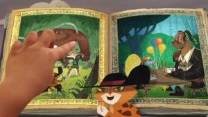 ¡OMG! Llega El Gato con Botas, la primera serie interactiva infantil