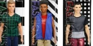 Mattel lanza su línea Ken fashionista