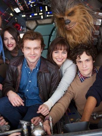Star Wars Han Solo directores abandonan proyecto Alden Ehrenreich