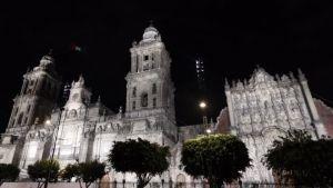 Catedral Metropolitana estrena iluminación