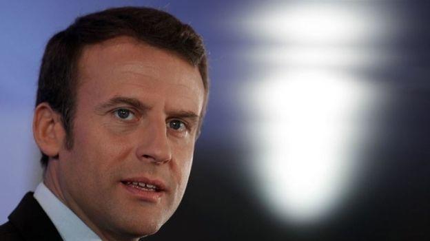Si se utilizan armas químicas en Siria, Francia bombardeará, advierte Macron