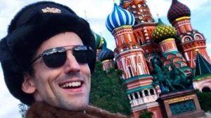 ¡Poder cuervo! Chava Iglesias llega a Rusia