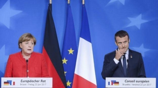 Francia y Alemania defienden actuar 'con una sola voz' ante retos de la UE