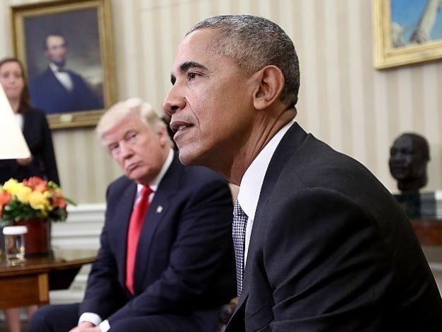 CIA informó a Obama en 2016 que Putin quería ayudar a Trump