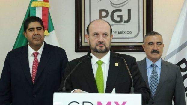 Rodolfo Ríos Garza renuncia a la Procuraduría de Justicia