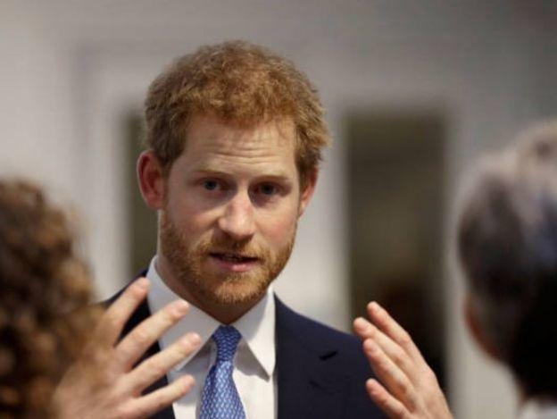 El príncipe Enrique admite que se quería salir de la familia real