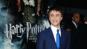 'Harry Potter' celebra 20 años con récord Guiness