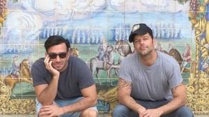 Novio de Ricky Martin revela íntima foto... ¡Y lo atacan en Instagram!