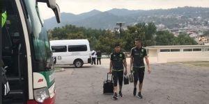 Jorge Hernández no viaja con el Tri