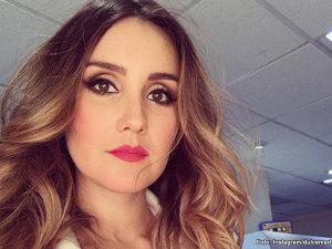 Dulce María, ¡furiosa por filtración de canción de RBD!