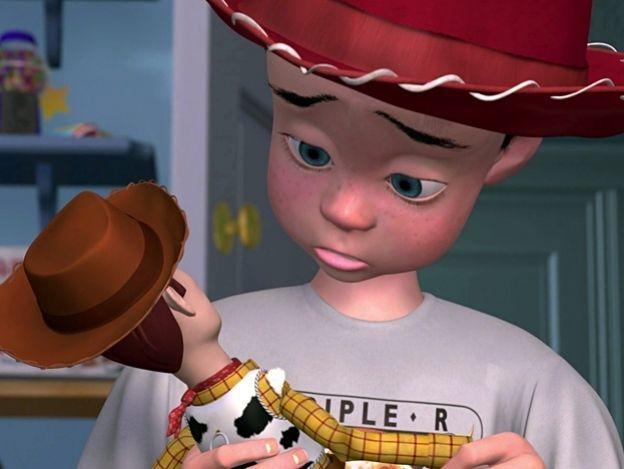 Desmienten loca teoría sobre el padre de 'Andy' de 'Toy Story'