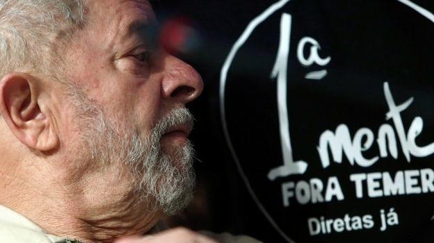 Lula sigue como líder en encuestas para las elecciones 2018