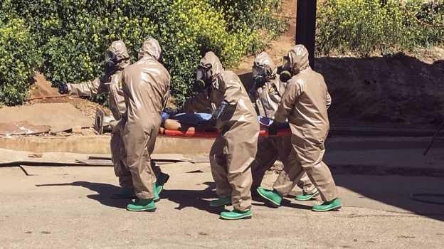 EU anuncia que Al Assad estaría preparando un nuevo ataque químico en Siria