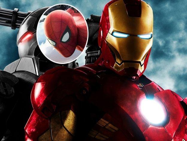¿Lo notaste? 'Spider-Man' aparece en la película 'Iron Man 2'