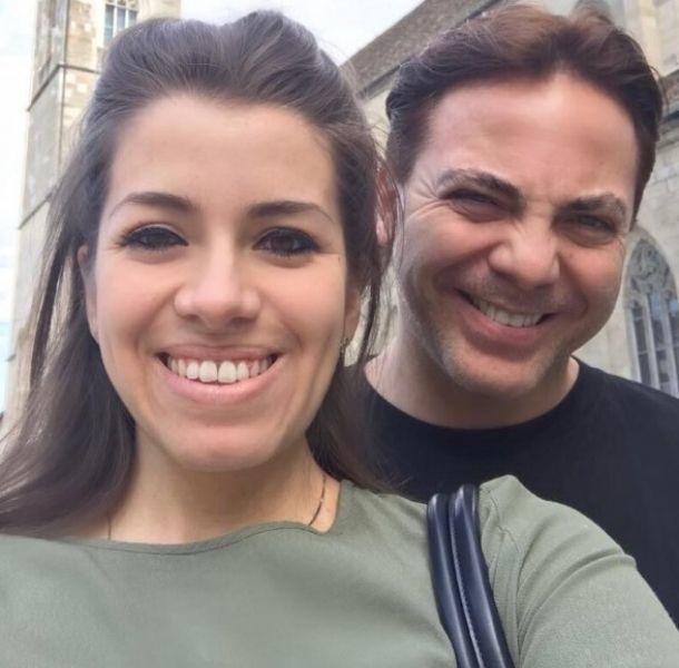 ¿Sigue enamorada? Ex de Cristian Castro no ha cancelado planes de boda