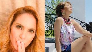 Valentin Pimstein Lucero Thalia despiden emotivos mensajes muerte