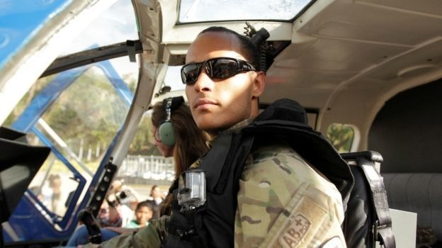 'James Bond venezolano', policía que condiciona a Maduro