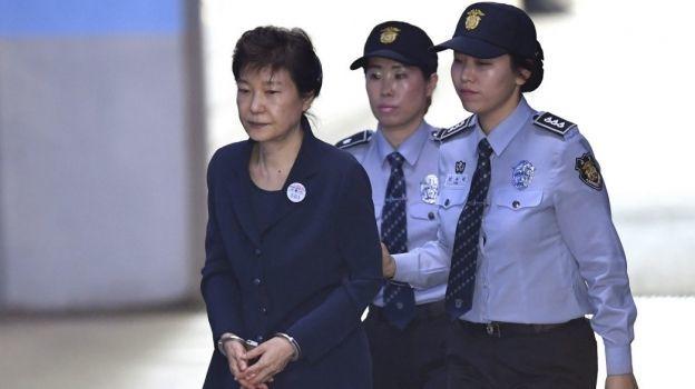 Norcorea llama a ejecutar a expresidenta de Corea del Sur por plan de 'asesinato'