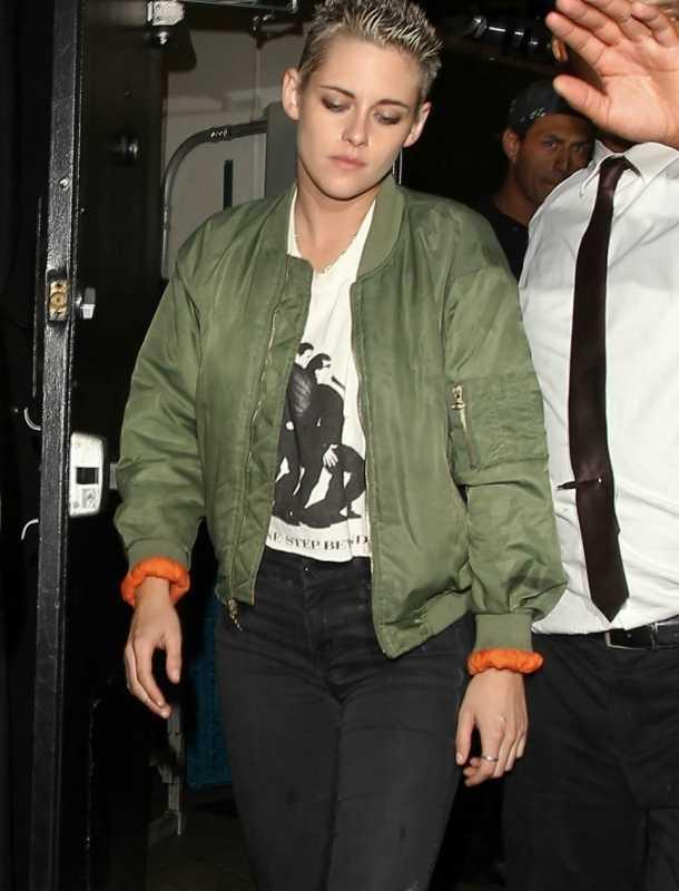 Kristen Stewart se peleó con su novia
