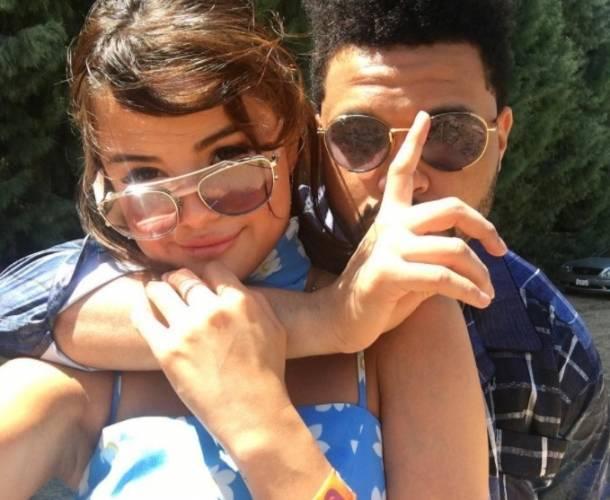 Así demuestra The Weend su amor por Selena Gomez