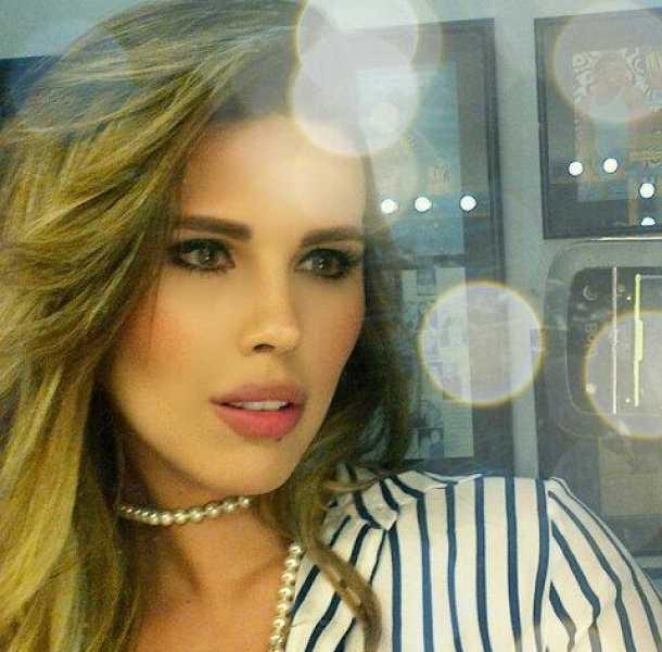 Desiree Ortiz es la nueva novia de Luis Miguel