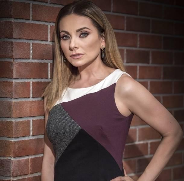 Elizabeth Álvarez regresa a las telenovelas con 'El vuelo de la Victoria'