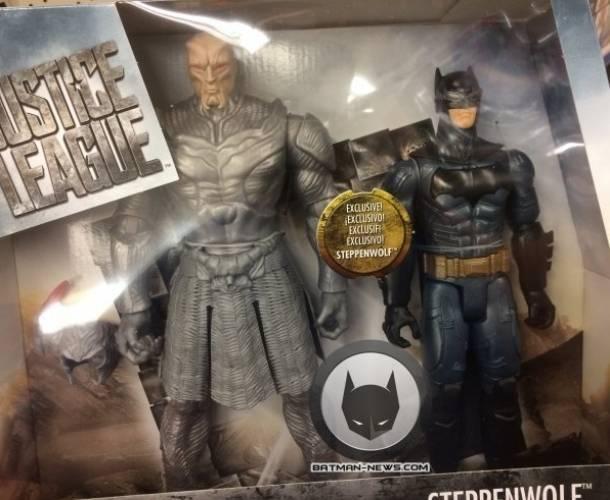 Conoce a 'Steppenwolf', el villano de 'Liga de la Justicia'