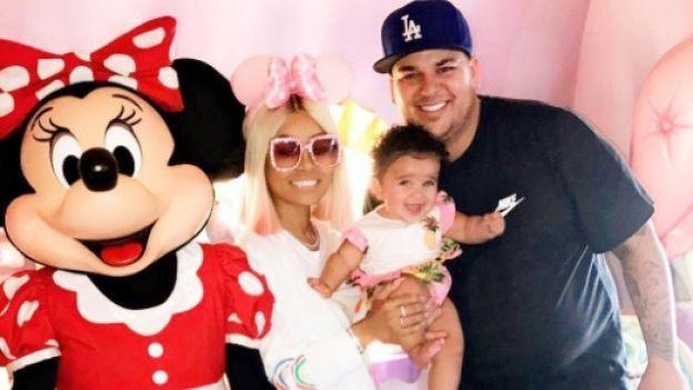 ¡No se deja! Blac Chyna demanda a Rob Kardashian tras publicar fotos íntimas