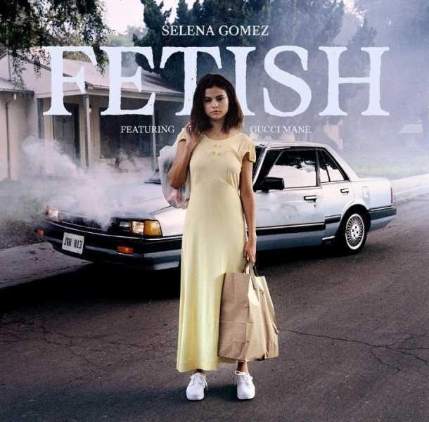 Selena Gomez presentó su nuevo sencillo