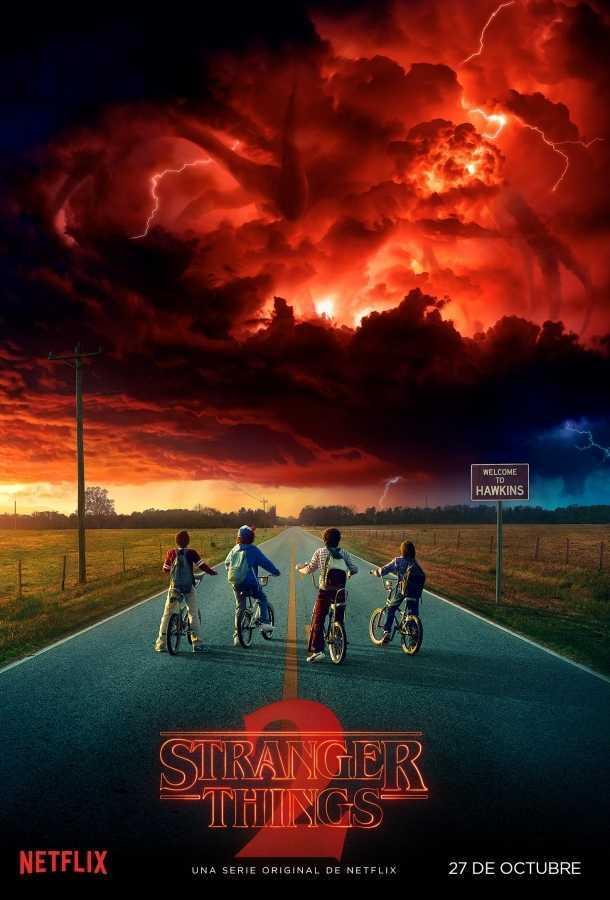 La segunda temporada de 'Stranger Things' se estrenará el 27 de octubre