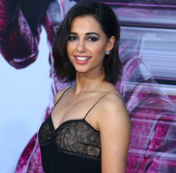 Naomi Scott podría encarnar a 'Jazmín' en 'Aladdín'