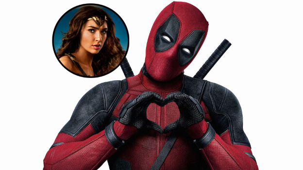 ¡OMG! 'Deadpool' felicita a 'Mujer Maravilla' por su gran éxito