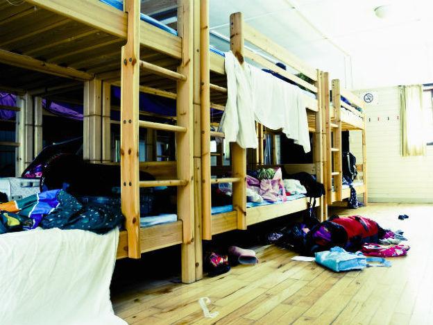 ¿Cómo es vivir en un campamento de verano?