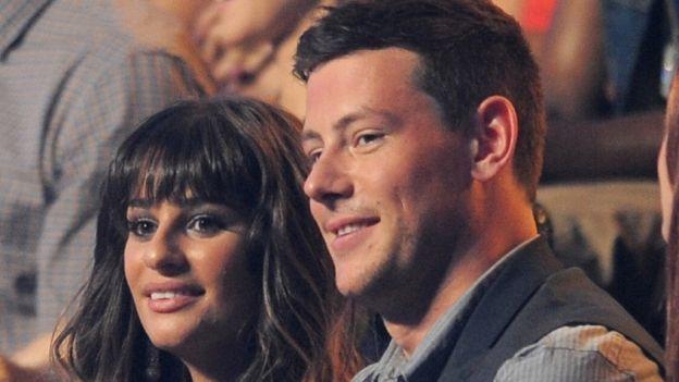 Lea Michele no consigue olvidar a Cory Monteith