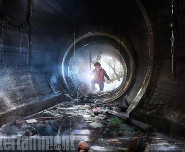Revelan nuevas imágenes de la película 'Eso'