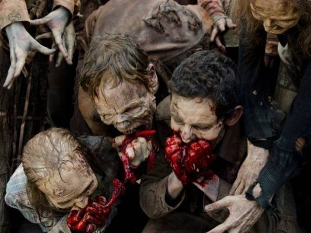 Fecha de estreno de octava temporada de 'The Walking Dead'