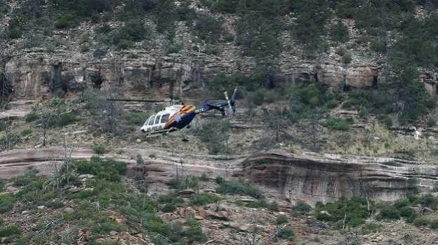 Recuperan ocho de los nueve cuerpos de familia mexicana ahogada en Arizona